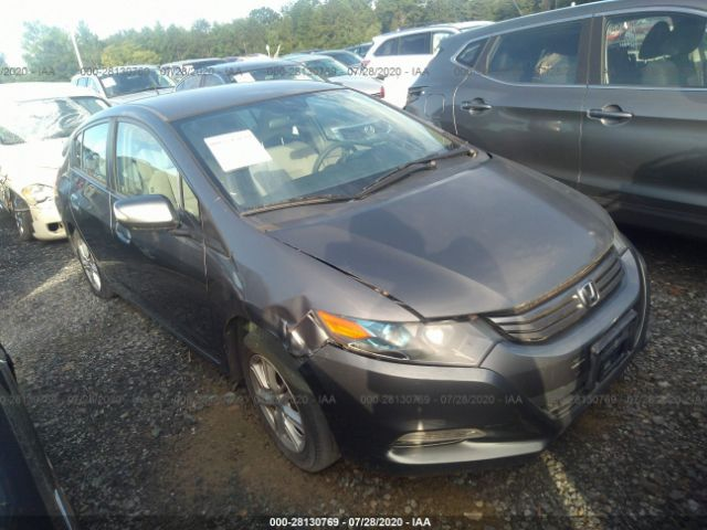 Salvage 2010 HONDA INSIGHT - Small image. Stock# 28130769