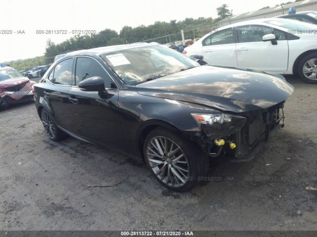 Salvage 2015 LEXUS IS 250 - Small image. Stock# 28113722