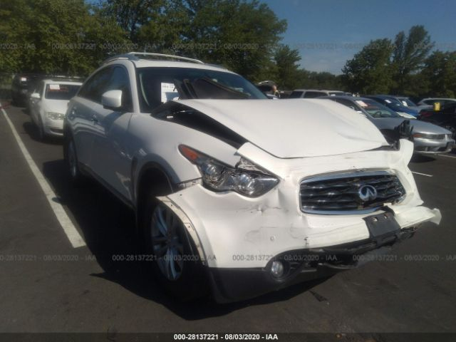 2010 Infiniti Fx35 3.5. Lot 111028137221 Vin JN8AS1MW2AM854991