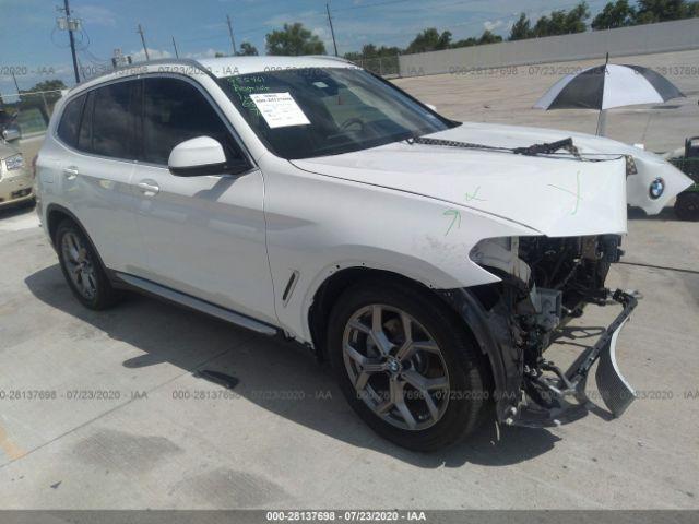2020 BMW X3 . Lot 111028137698 Vin 5UXTY5C0XL9B39908