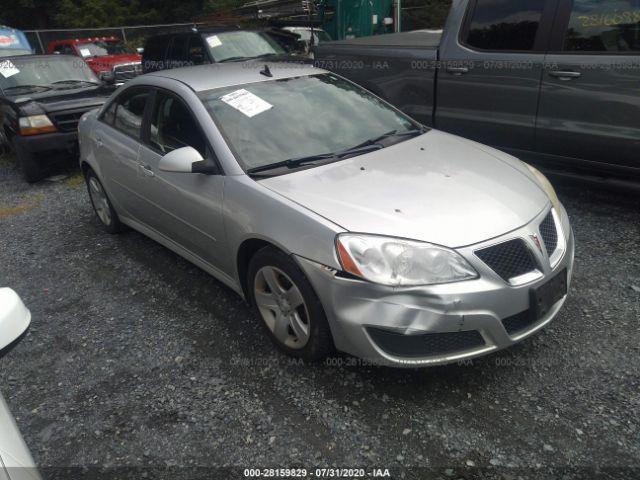 2010 Pontiac G6 2.4. Lot 111028159829 Vin 1G2ZA5EB3A4165292