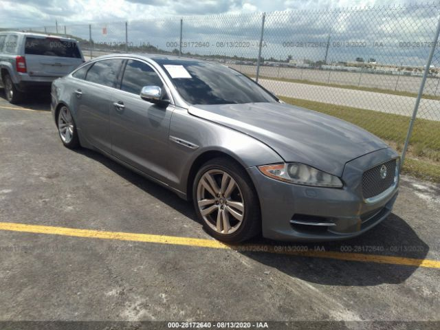 2012 Jaguar Xj . Lot 111028172640 Vin SAJWA2GB6CLV39074