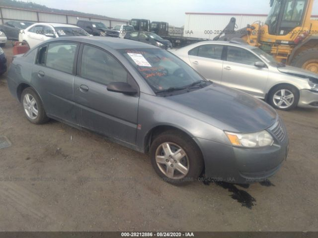 2006 SATURN ION - Small image. Stock# 28212886