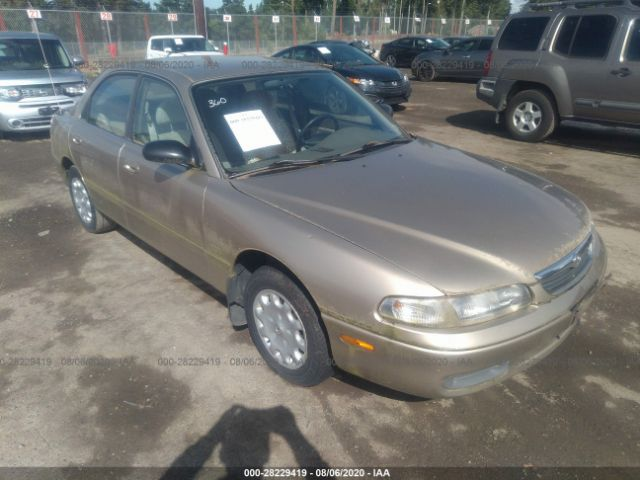 used car mazda 626 1997 gold for sale in puyallup wa online auction 1yvge22c2v5615446 ridesafely