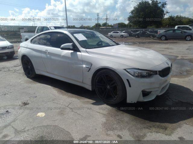2015 BMW M4 3.0. Lot 111028247160 Vin WBS3R9C5XFK329888