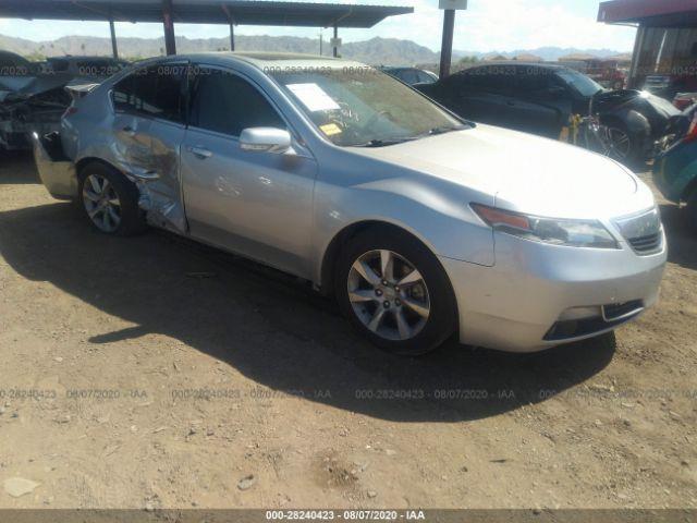 2013 Acura Tl 3.5. Lot 111028240423 Vin 19UUA8F55DA007768