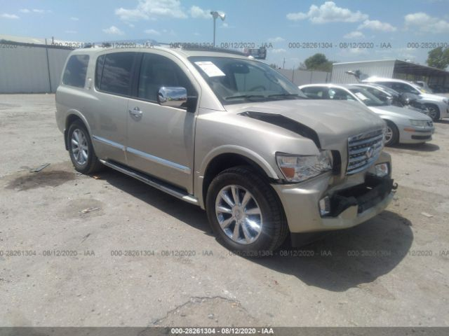 clean title 2009 infiniti qx56 5 6l for sale in wilmer tx 28261304 sca sca auctions