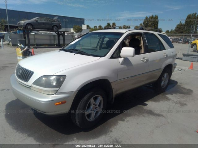 Clean Title 1999 Lexus Rx 300 Luxury Suv 3 0l For Sale In Fremont Ca 28270523 Sca