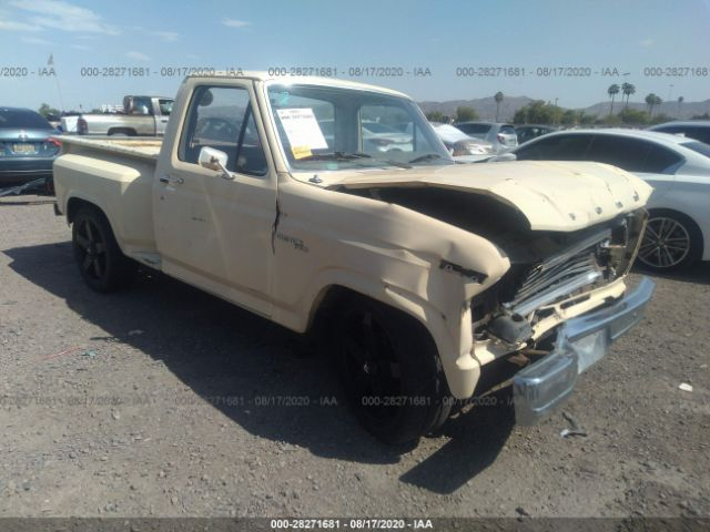 1980 FORD F100 - Small image. Stock# 28271681