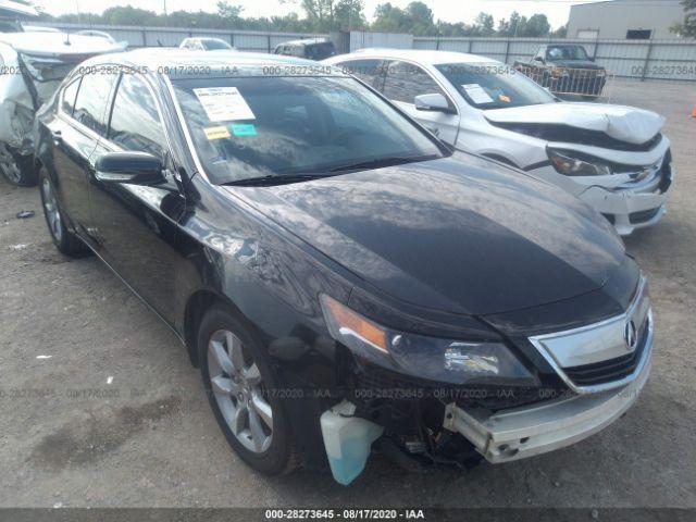 2012 Acura Tl 3.5. Lot 111028273645 Vin 19UUA8F56CA024139