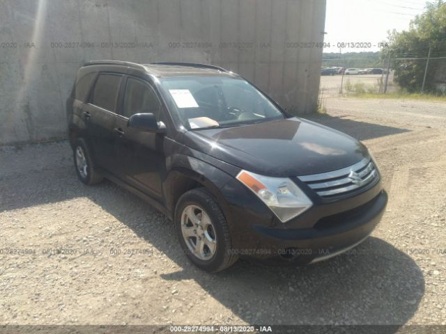 used car suzuki xl 7 2008 black for sale in kansas city ks online auction 2s3da417386120512 ridesafely