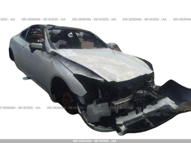 2010 Infiniti G37 coupe 3.7. Lot 111028283494 Vin JN1CV6EL5AM153491