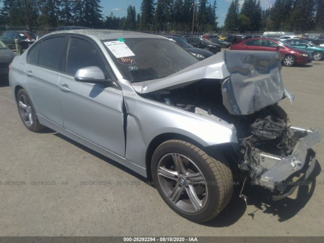 2012 BMW 3 series . Lot 111028292294 Vin WBA3C1C54CF431277