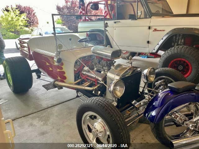 FORD T-BUCKET ROADSTER