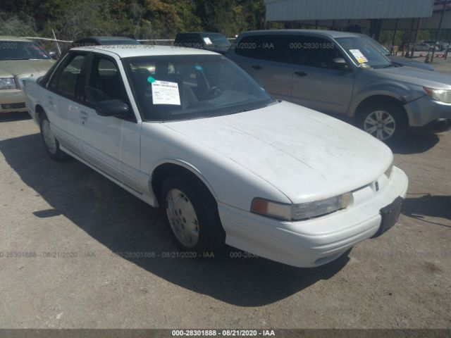 used car oldsmobile cutlass supreme 1997 white for sale in grand prairie tx online auction 1g3wh52m4vf350252 ridesafely