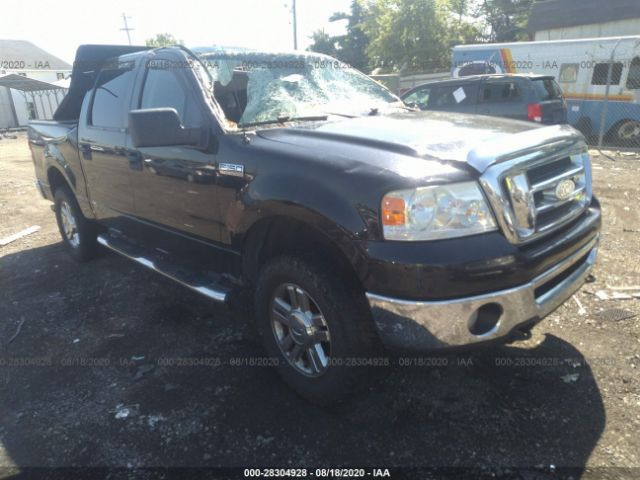 Photo of 2008 FORD F-150 XLT/FX4/LARIAT, 1FTPW14518FB10394