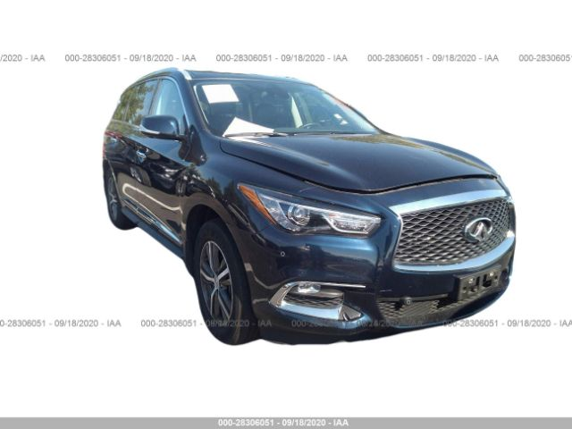 2019 Infiniti Qx60 3.5. Lot 111028306051 Vin 5N1DL0MM9KC527649