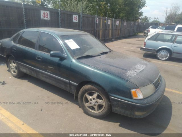 used car toyota avalon 1998 green for sale in commerce city co online auction 4t1bf18b1wu264974 ridesafely