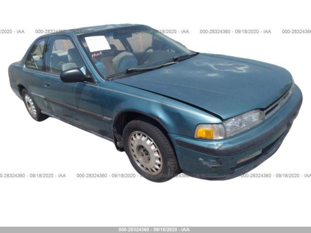 Global Auto Auctions: 1990 Honda EX/EX-R