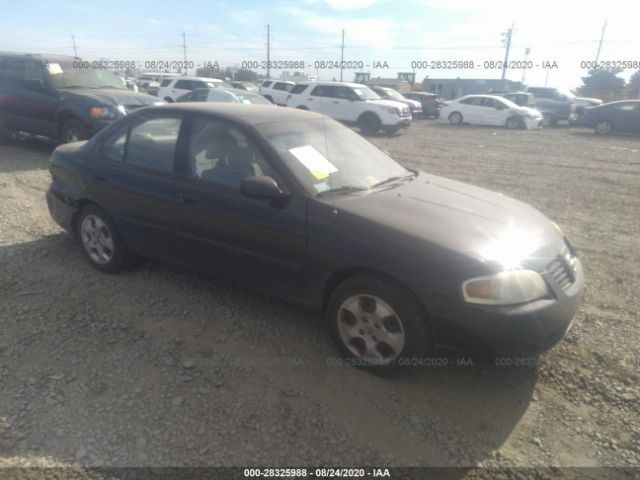 salvage car nissan sentra 2004 black for sale in eugene or online auction 3n1cb51d04l830575 ridesafely