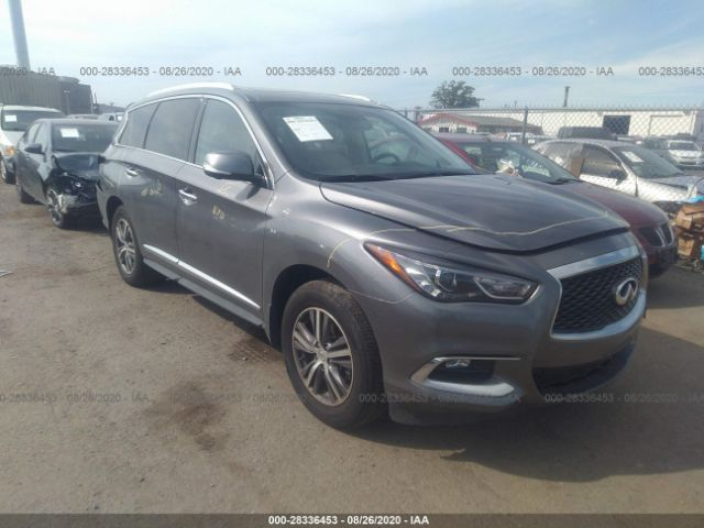 2017 Infiniti Qx60 3.5. Lot 111028336453 Vin 5N1DL0MM2HC555852
