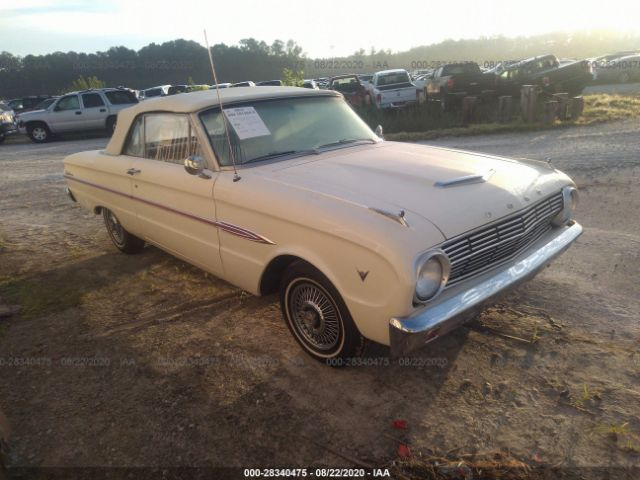 1963 FORD FALCON - Small image. Stock# 28340475