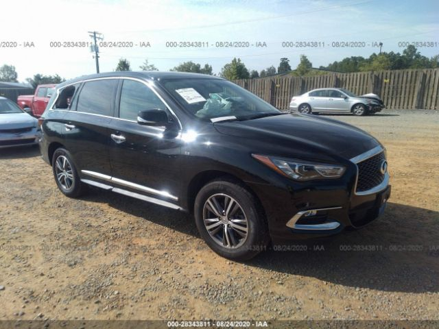 2018 Infiniti Qx60 3.5. Lot 111028343811 Vin 5N1DL0MN9JC514570