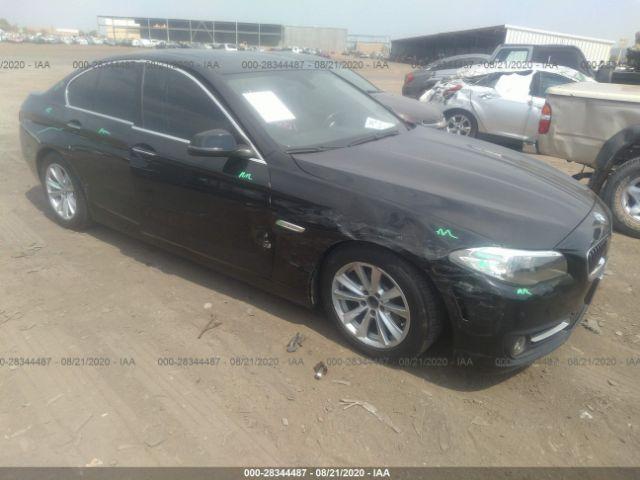 2016 BMW 5 series 2.0. Lot 111028344487 Vin WBA5A5C52GD525939