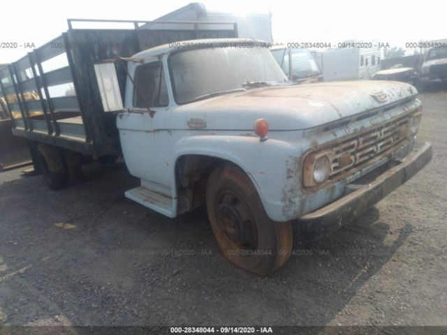 1964 FORD F - Small image. Stock# 28348044