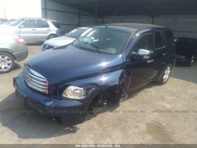 salvage car chevrolet hhr 2007 blue for sale in bay point ca online auction 3gnda23d87s601711 ridesafely
