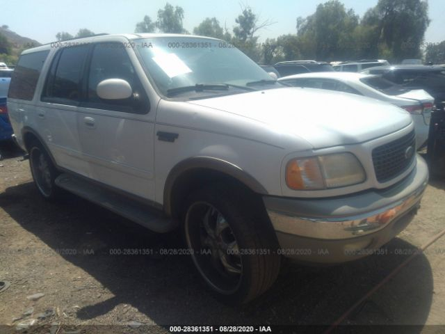 used car ford expedition 2002 white for sale in fontana ca online auction 1fmpu18l72la97671 ridesafely