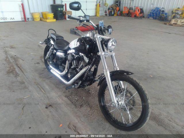 2016 Harley-davidson Fxdwg . Lot 111028369827 Vin 1HD1GPM14GC327553