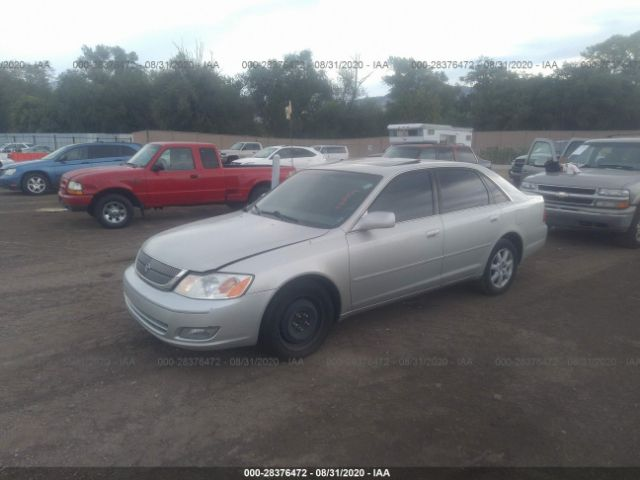 used car toyota avalon 2000 silver for sale in ogden ut online auction 4t1bf28b3yu015536 ridesafely