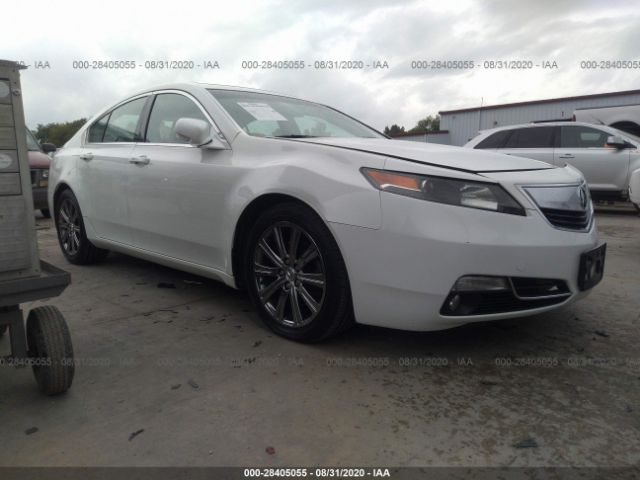 2014 Acura Tl 3.5. Lot 111028405055 Vin 19UUA8F36EA003275
