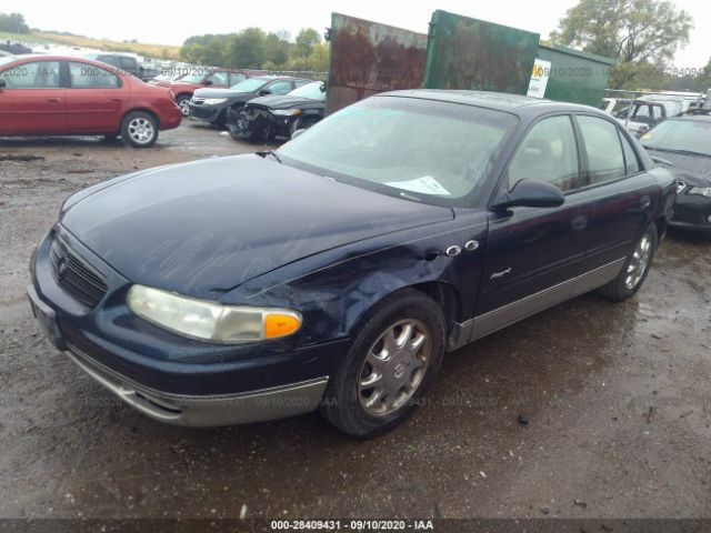 salvage car buick regal 1999 blue for sale in waukee ia online auction 2g4wf5215x1432055 ridesafely