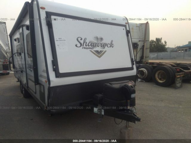 FLAGSTF/FR SHAMRK233S
