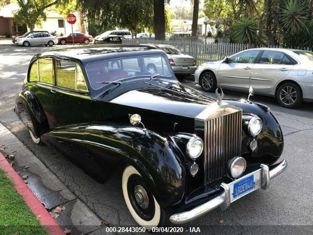 1950 ROLLS-ROYCE