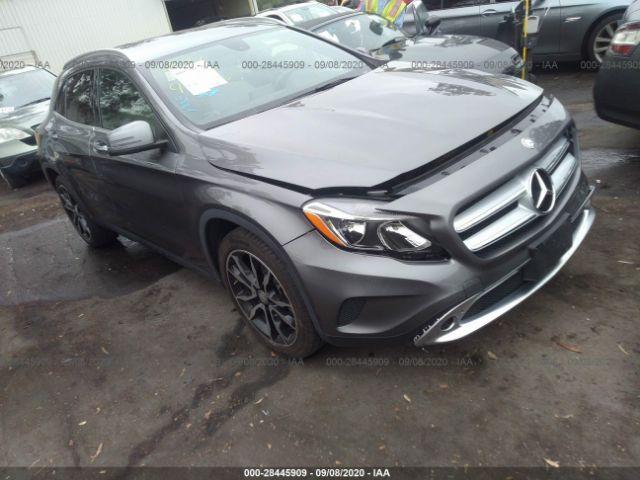 2015 Mercedes-benz Gla-class 2.0. Lot 111028445909 Vin WDCTG4GB3FJ079720