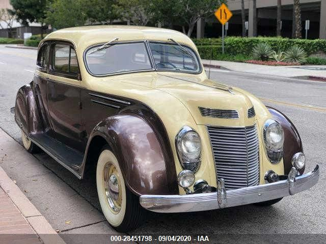 1937 CHRYSLER