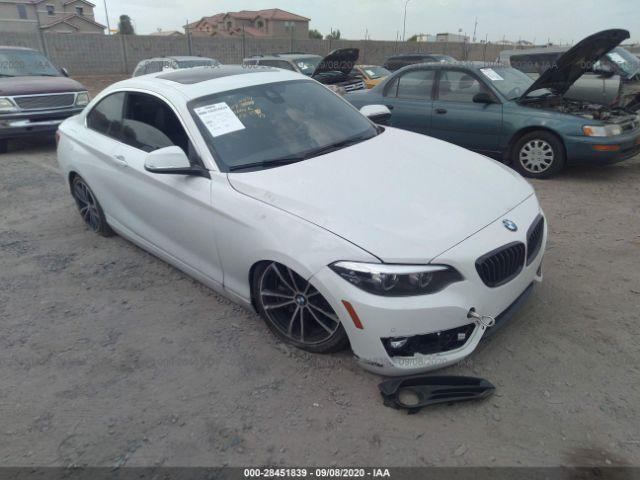2020 BMW 2 series 2.0. Lot 111028451839 Vin WBA2J1C08L7D92549