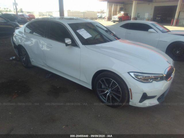2019 BMW 3 series 2.0. Lot 111028455440 Vin 3MW5R1J54K8B02628