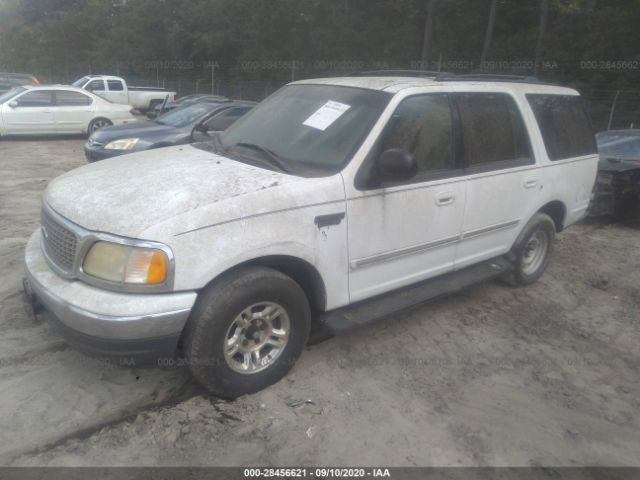 used car ford expedition 2002 white for sale in ravenel sc online auction 1fmru15w62la36707 ridesafely