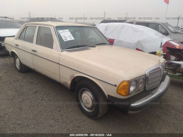 Global Auto Auctions: 1980 MERCEDES-BENZ