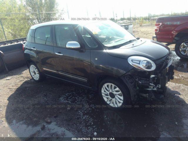 2015 Fiat 500l 1.4. Lot 111028479243 Vin ZFBCFACH2FZ030921