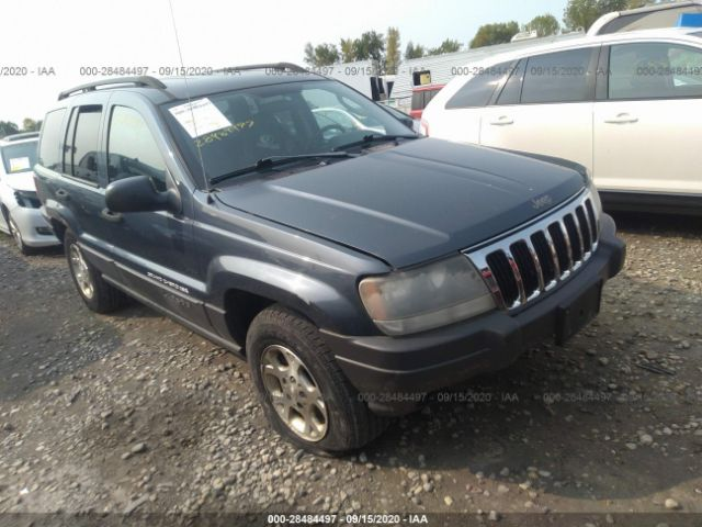 used car jeep grand cherokee 2003 blue for sale in appleton wi online auction 1j4gw48s73c589488 ridesafely