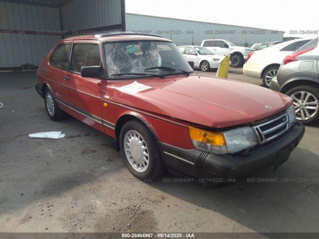 1991 SAAB 900 - Small image. Stock# 28484967