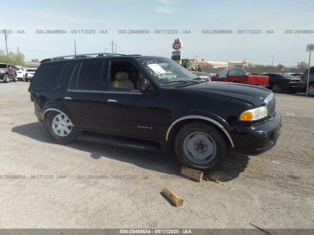 salvage car lincoln navigator 2002 black for sale in henderson nv online auction 5lmeu27r12lj15064 ridesafely