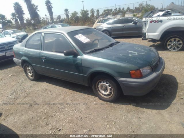 used car toyota tercel 1996 turquoise for sale in san diego ca online auction jt2ac52l1t0197323 ridesafely