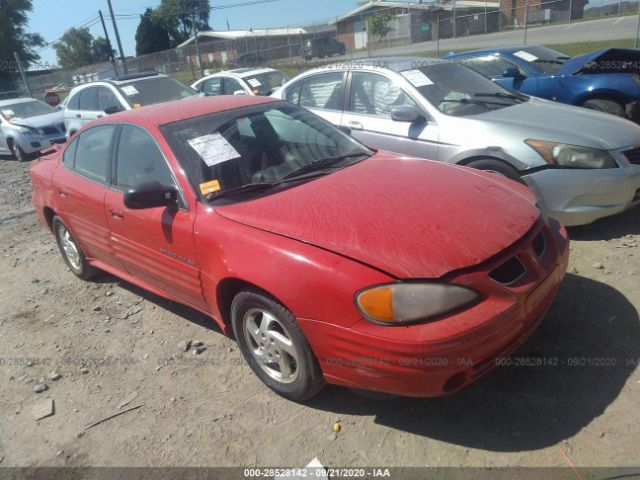 salvage title 2000 pontiac grand am 2 4l for sale in nashville tn 28528142 sca sca auctions