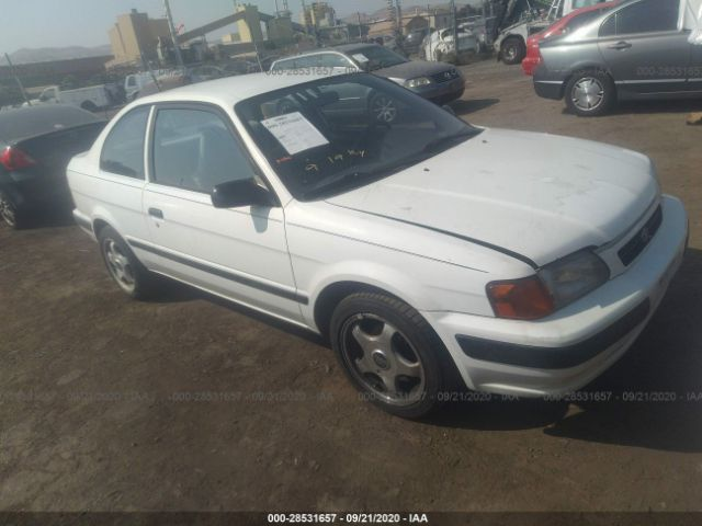 used car toyota tercel 1995 white for sale in bay point ca online auction jt2el56d2s0023330 ridesafely